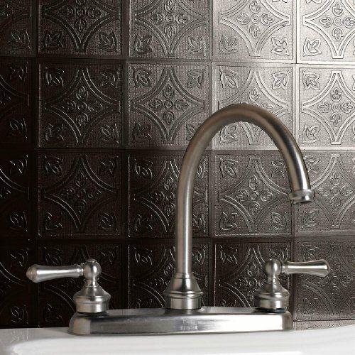 self adhesive backsplash tiles   brylanehome peel-and-stick wall