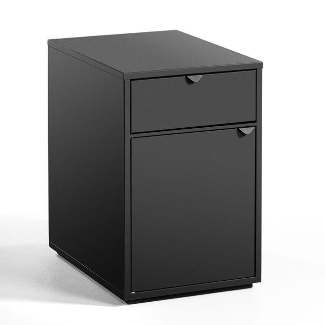 caisson de bureau 1 tiroir 1 porte angus caisson de bureau caisson et la redoute. Black Bedroom Furniture Sets. Home Design Ideas