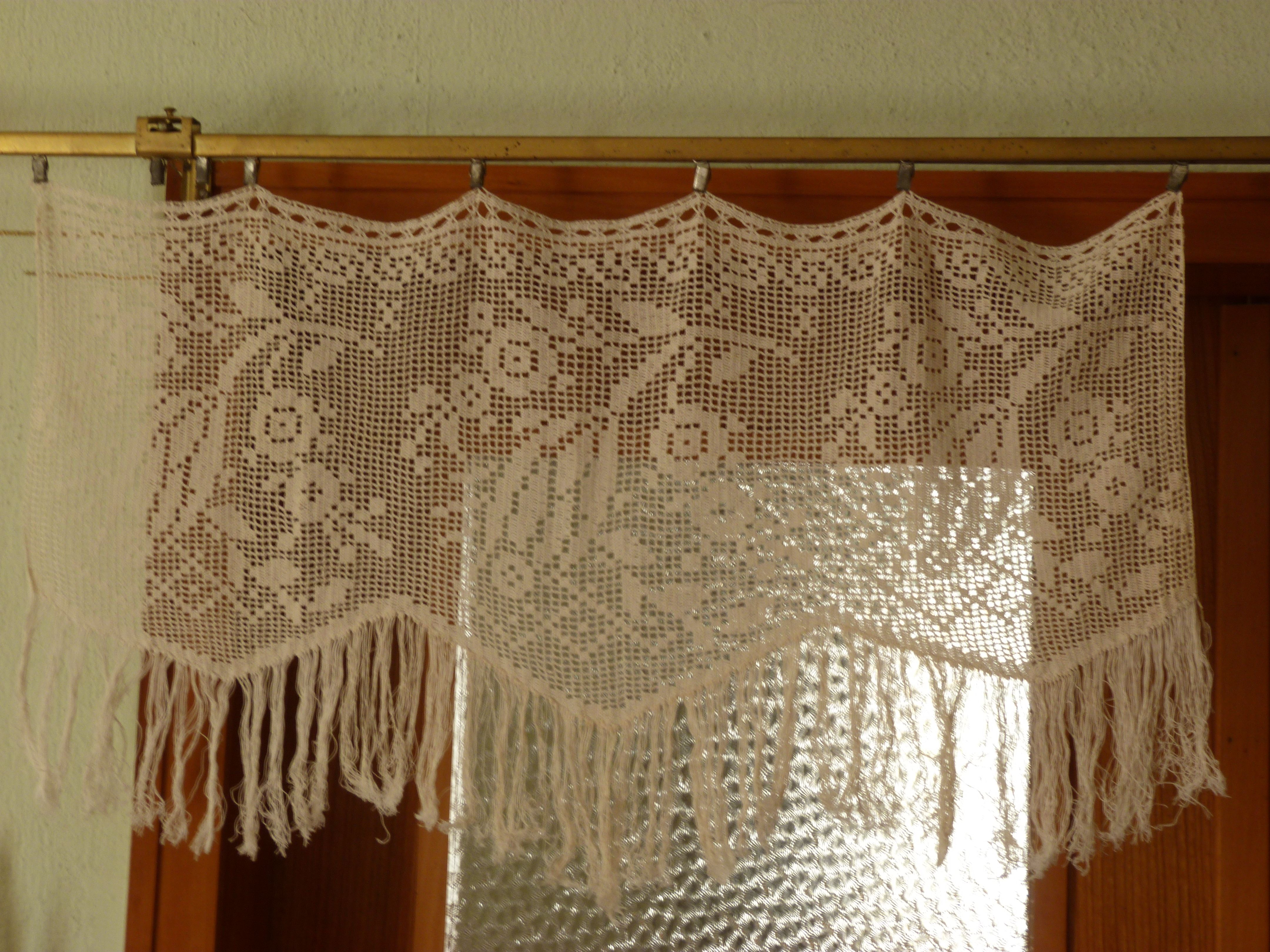designs gray valance pocket large trim valances accent stripes coordinating rod window white dots with and ivory neutral carousel