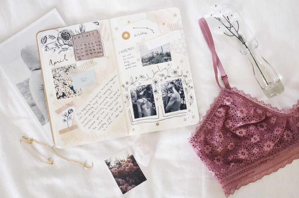 art journal #1 | Bullet journal art, Journal aesthetic ...