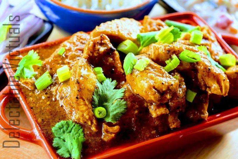 Chicken Xacuti Chacuti De Galinha Goan Chicken Curry Indian