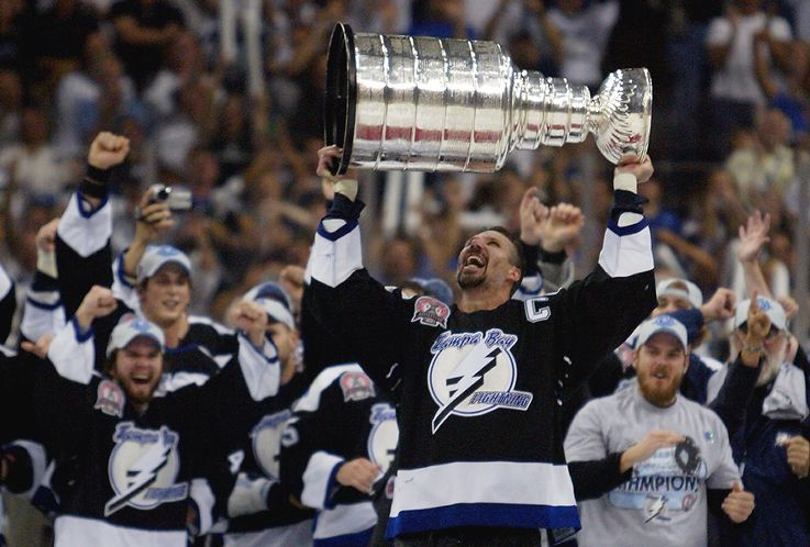 The Stanley Cup Playoffs are about to be Thunderstruck