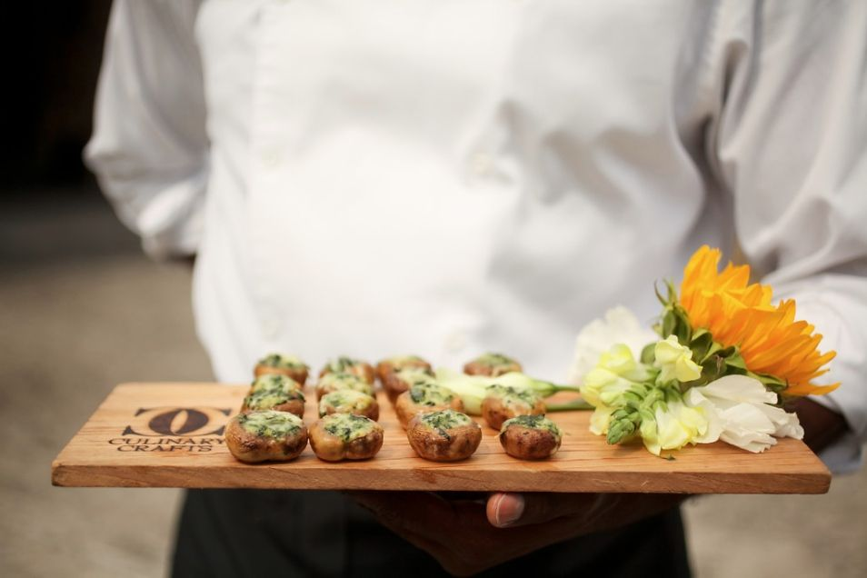 Butler Passed Hors D Oeuvres Photo Gallery Culinary Hors D Oeuvres Food