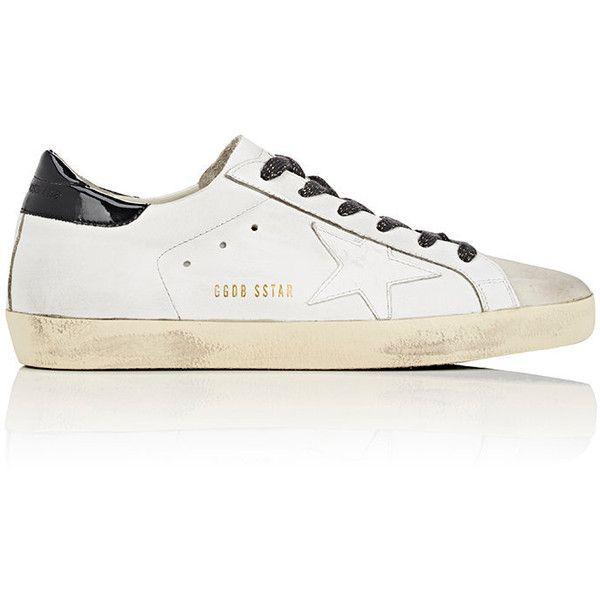 Womens Womens Superstar Leather & Nubuck Sneakers Golden Goose T8PNlPrQ