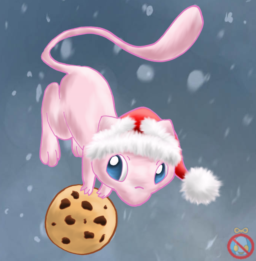 Christmas cookie Mew | Christmas Cross Stitch and Ornaments ...