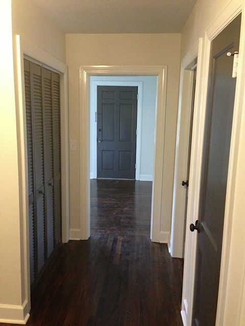 A Fixer Upper Before And After Flats Color Interior And Paint Ceiling