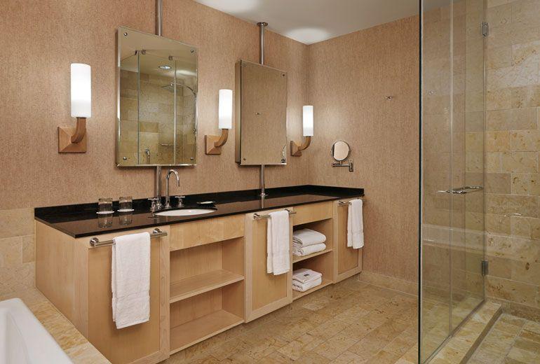 Inspiration Web Design Westin St Louis Hotel Guest Bathroom