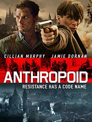 ANTHROPOID MOVIE POSTER FILM A4 A3 ART PRINT CINEMA