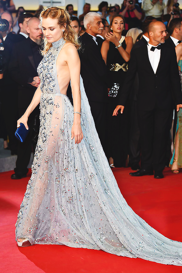 Diane Kruger in Prada, 2015