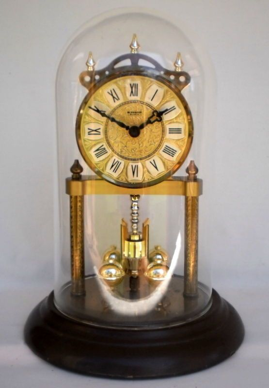 hardtoget vintage ca s blessing west germany dome anniversary - Anniversary Clock