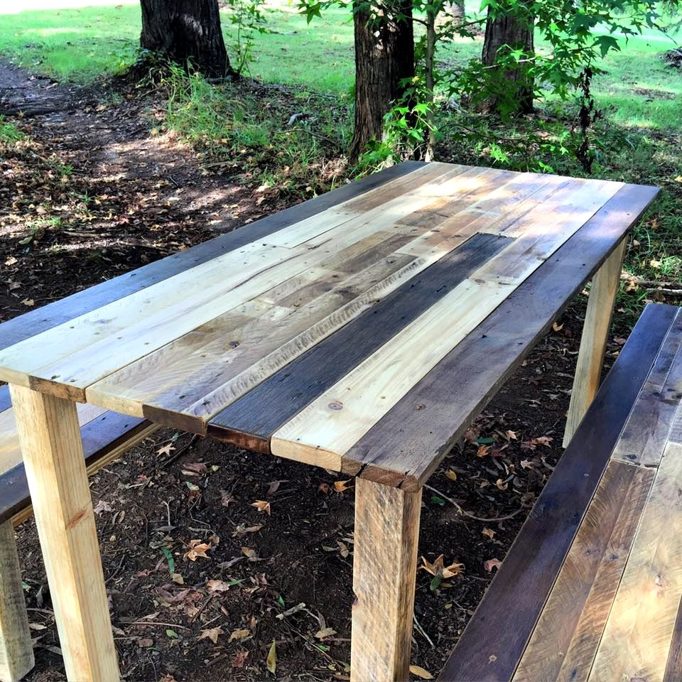 diy pallet outdoor dinning table. 300+ Pallet Ideas And Easy Projects You Can Try - Page 3 Of 29 Diy Outdoor Dinning Table N