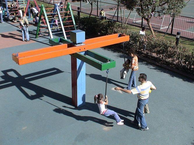 juego infantil parque madera buscar con google