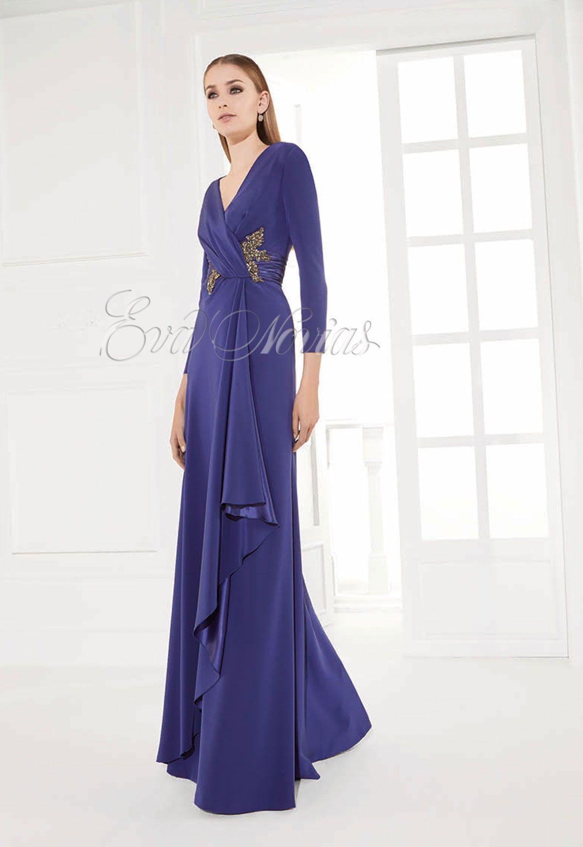 Vestido de fiesta Patricia Avendaño colección 2016 modelo 1958 en ...
