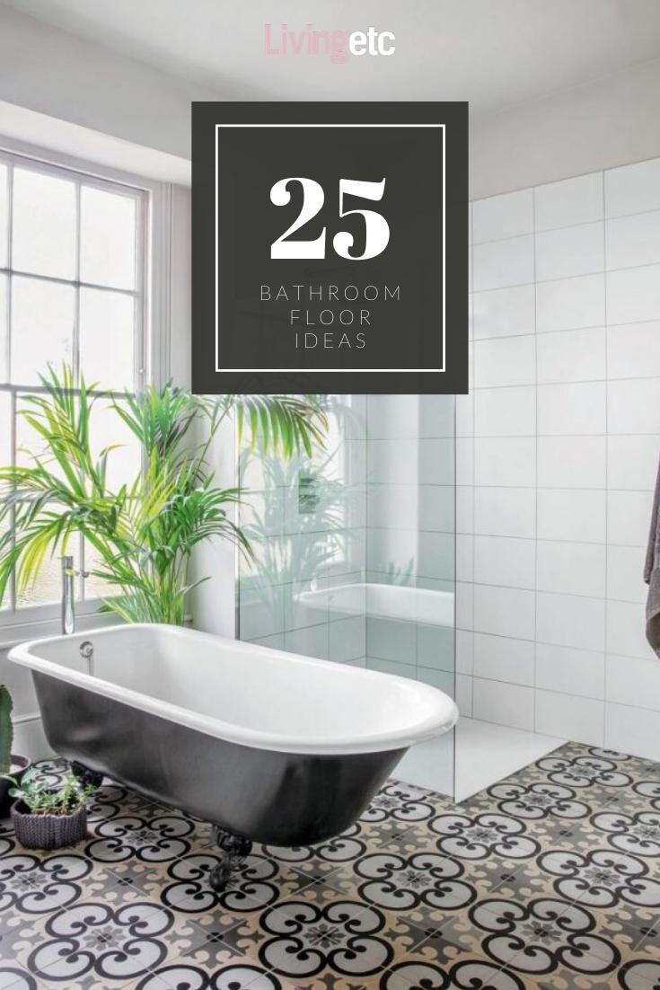 Upgrade Your Bathroom With These Beautiful Bathroom Flooring Ideas