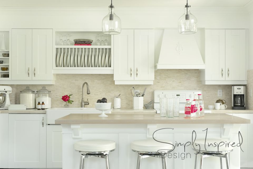 Simply Inspired Design, Oxford White