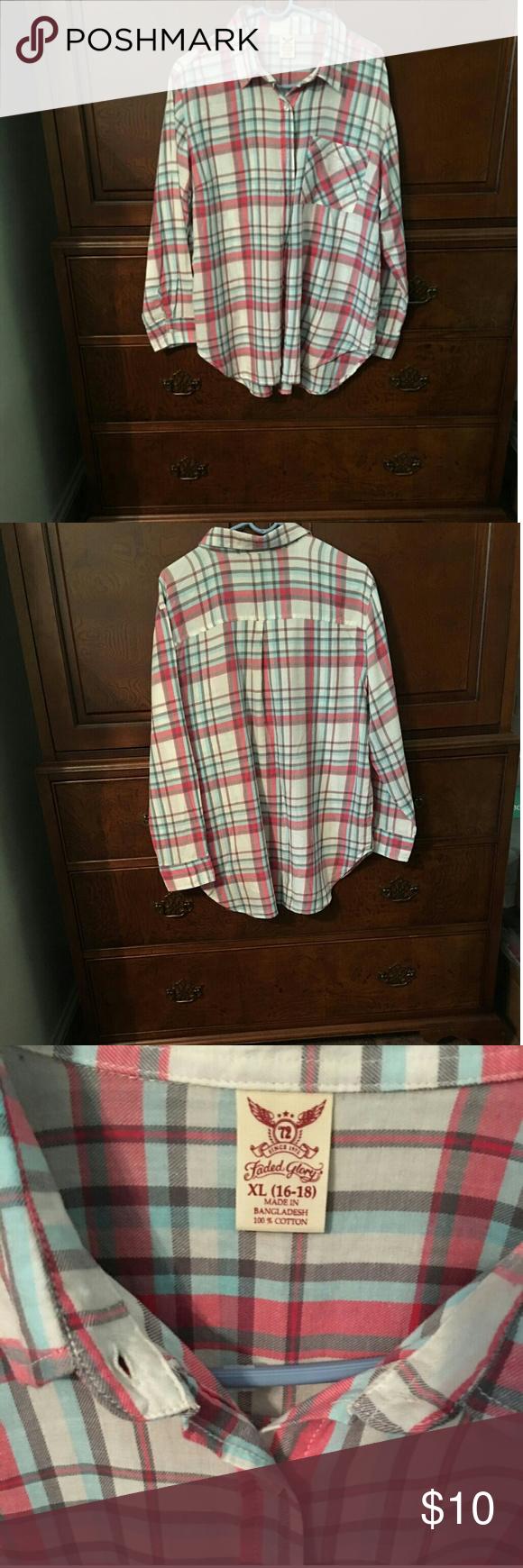 Off white red flannel shirt   for  in   My Posh Picks  Pinterest  White light shades