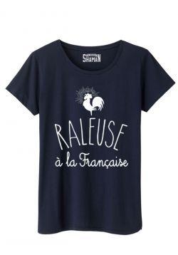 Tee shirt r leuse la fran aise c 39 est pr moi a ts personnalis pinterest les fran ais - T shirt personnalise photo et texte ...