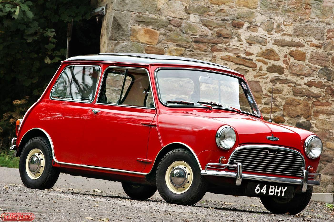 1964 1275 austin mini cooper s mini pinterest minis classic mini and cars. Black Bedroom Furniture Sets. Home Design Ideas