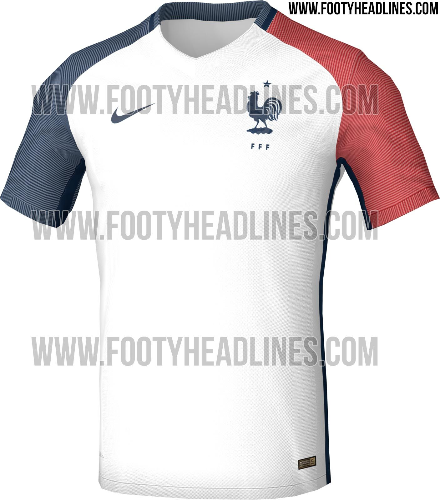 brand new ec282 a7aeb France Euro 2016 Away Kit Leaked - Footy Headlines ...