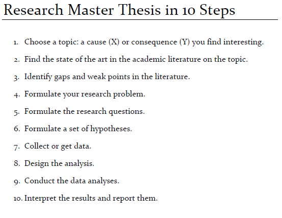 Hot Social Work Thesis Topics For Master's Students [ Updated ]