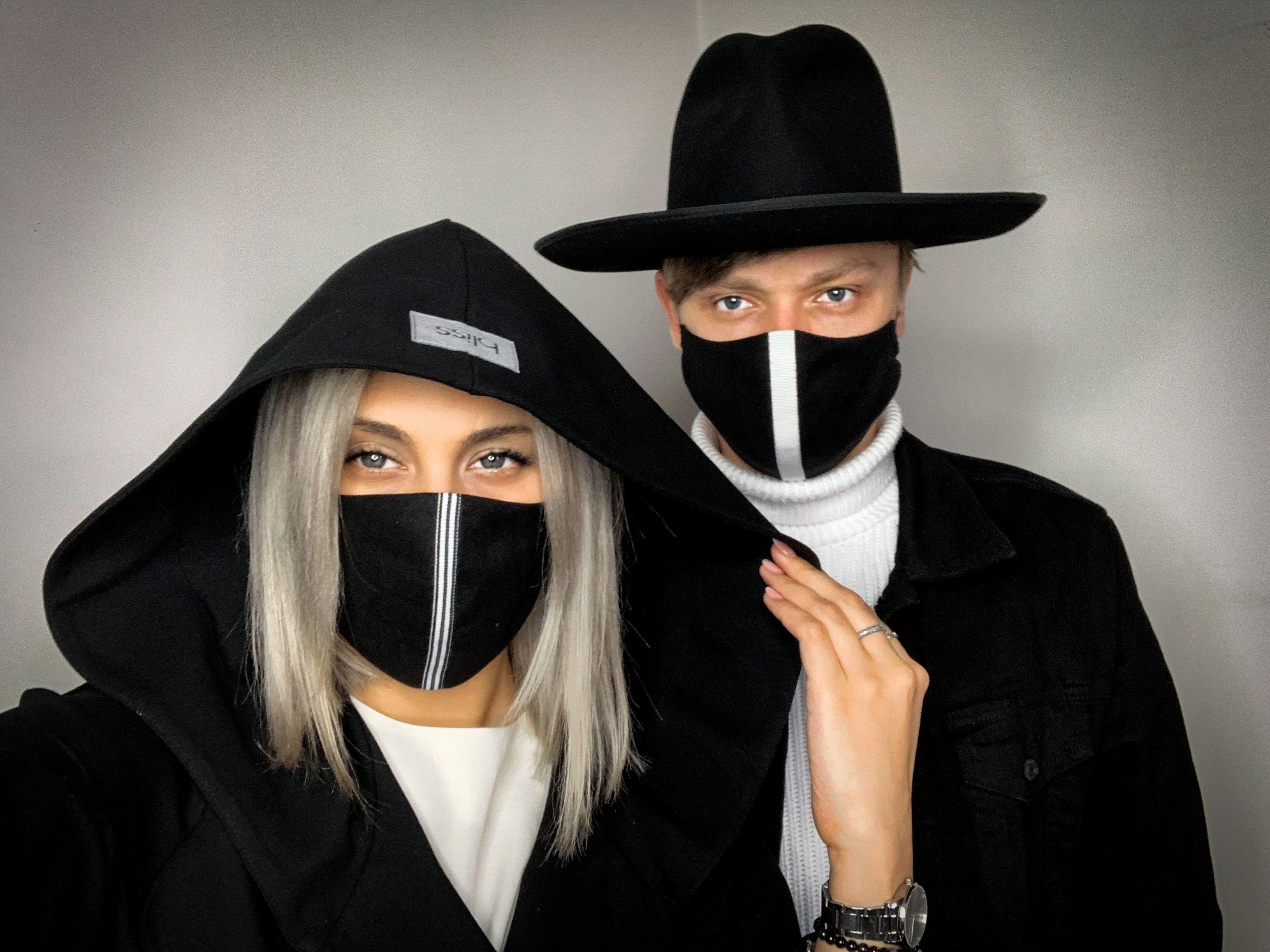 Pin On Linen Mask