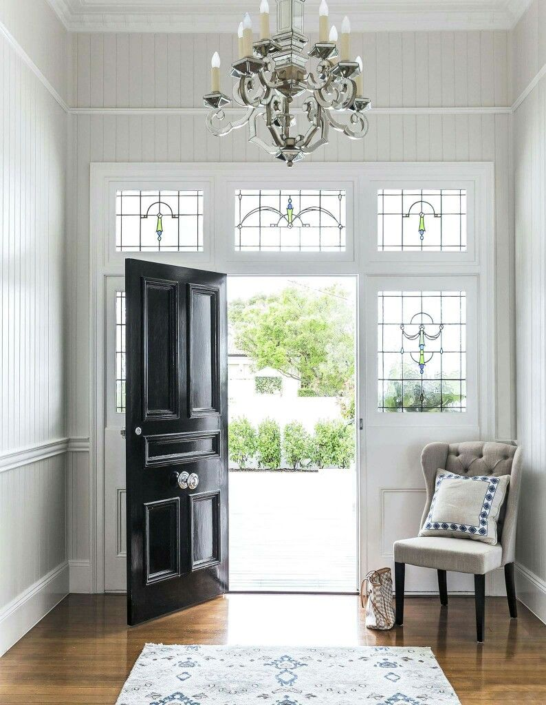 Doors Design: Grand Old Queenslander Entrance From Homes To Love, Fb