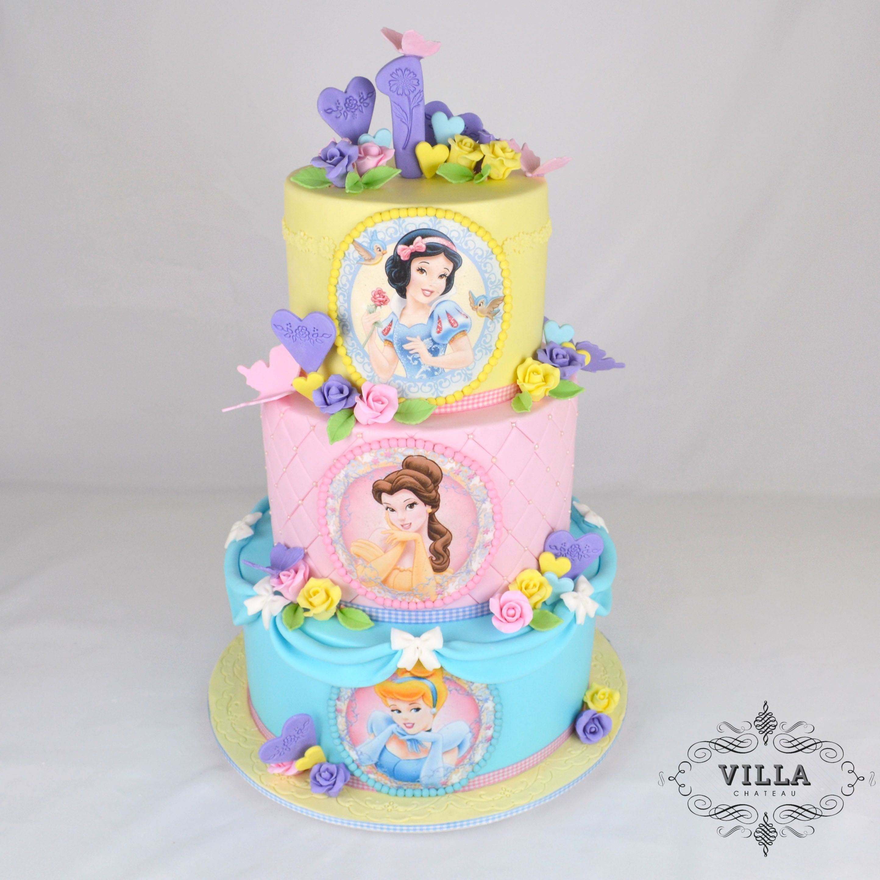Awesome 27 Exclusive Photo Of Disney Princess Birthday Cakes Disney Funny Birthday Cards Online Elaedamsfinfo