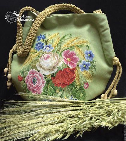 9a9df48befa2 Женские сумки ручной работы. Ярмарка Мастеров - ручная работа. Купить Сумка