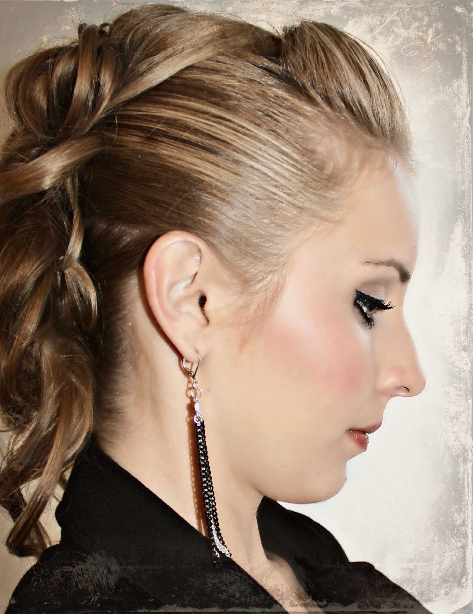Braidhawk nose pinterest hairstylists and hair style