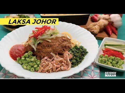 Laksa Johor Eat In 2019 Laksa Beef Food Recipes