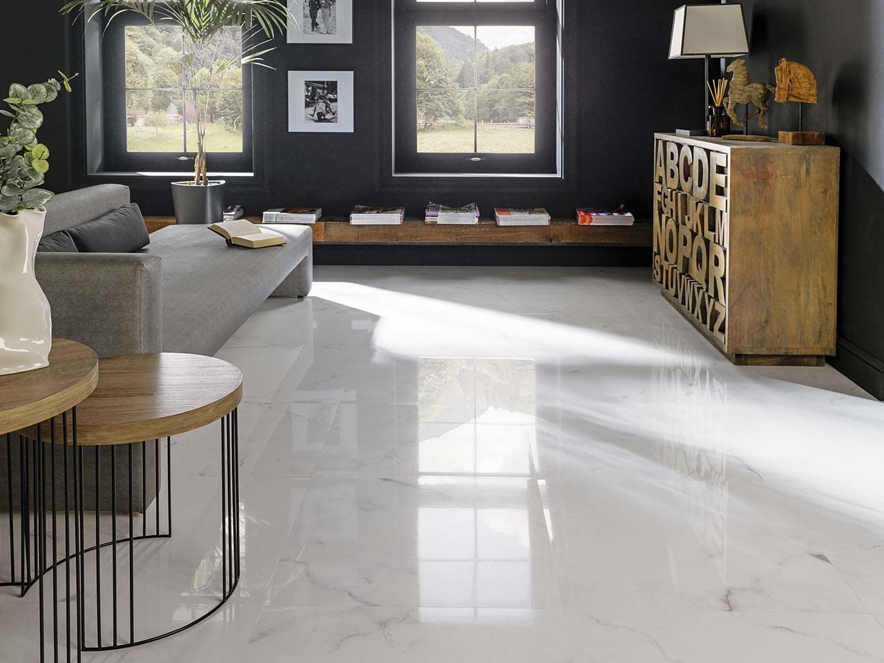 Ceramic Best Tiles For Living Room Philippines