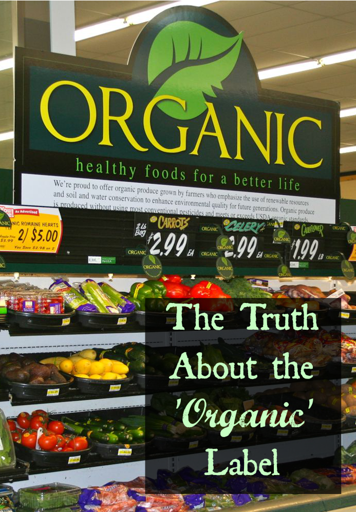 the truth about non organic foods What are organic foods  far on various organic food items has not been able to give strong evidence about the superiority of organic food over non-organic food.