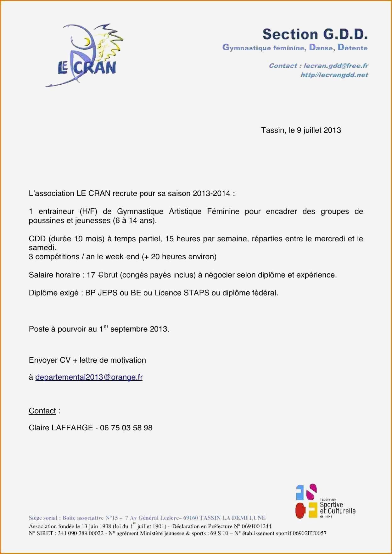 Best Of Lettre De Motivation Bp Coiffure Exemple De Lettre