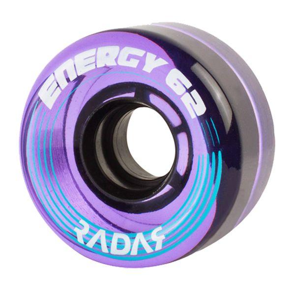 Energy 62, Radar Wheels, Roller Skating, Roller Derby