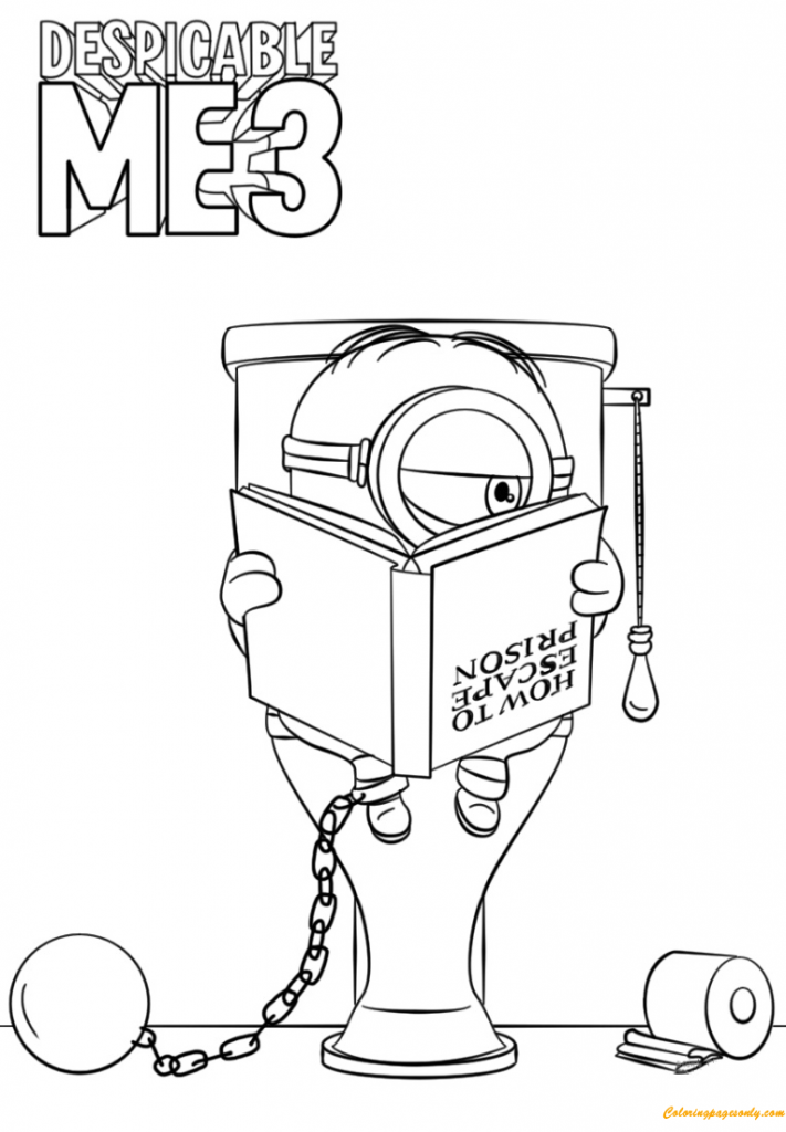 Coloring Rocks Minions Coloring Pages Minion Coloring Pages Coloring Pages