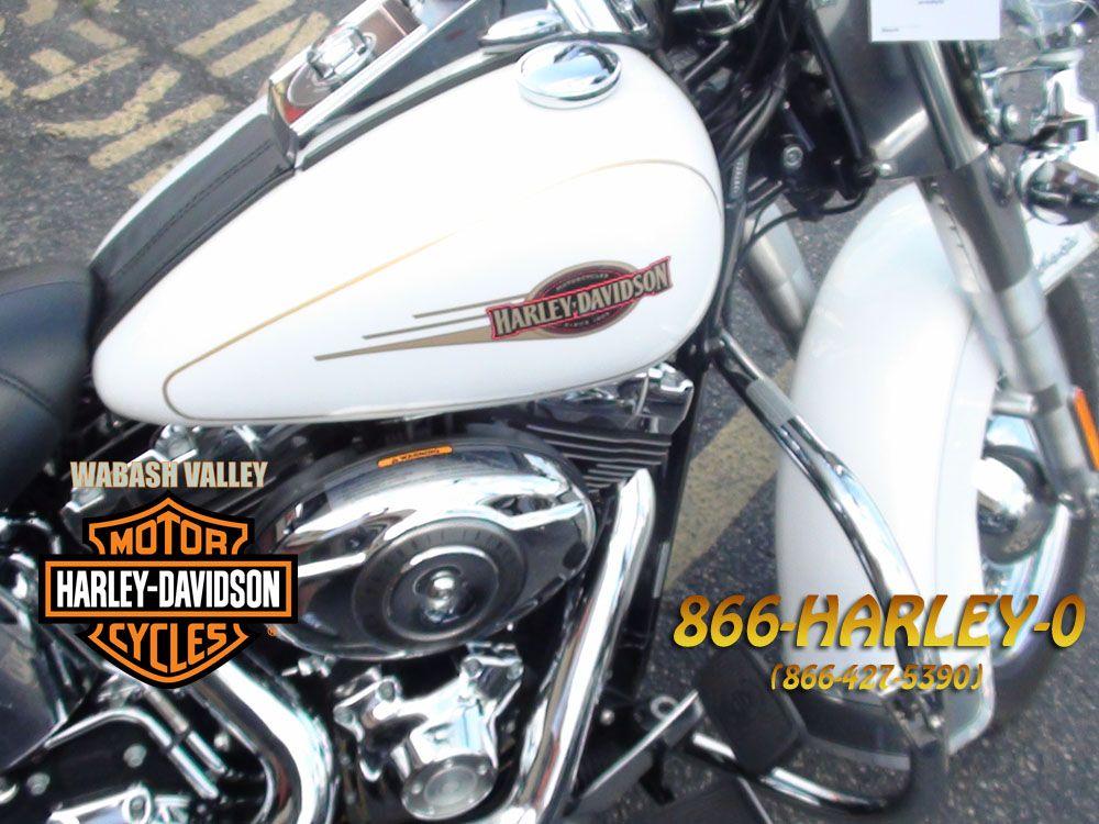 2008 FLSTC Heritage Softail® 036884 | Wabash Valley Harley-Davidson