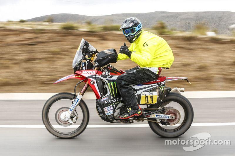 11 Monster Energy Honda Team Joan Barreda In 2020 Honda Dakar Monster Energy