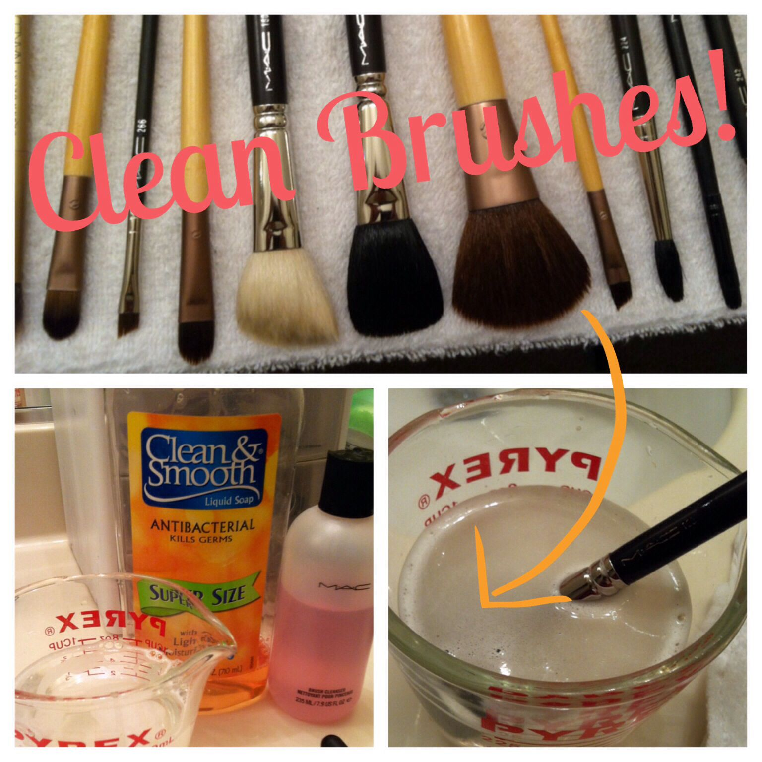 The BEST way to get all the oil, makeup, and excess off