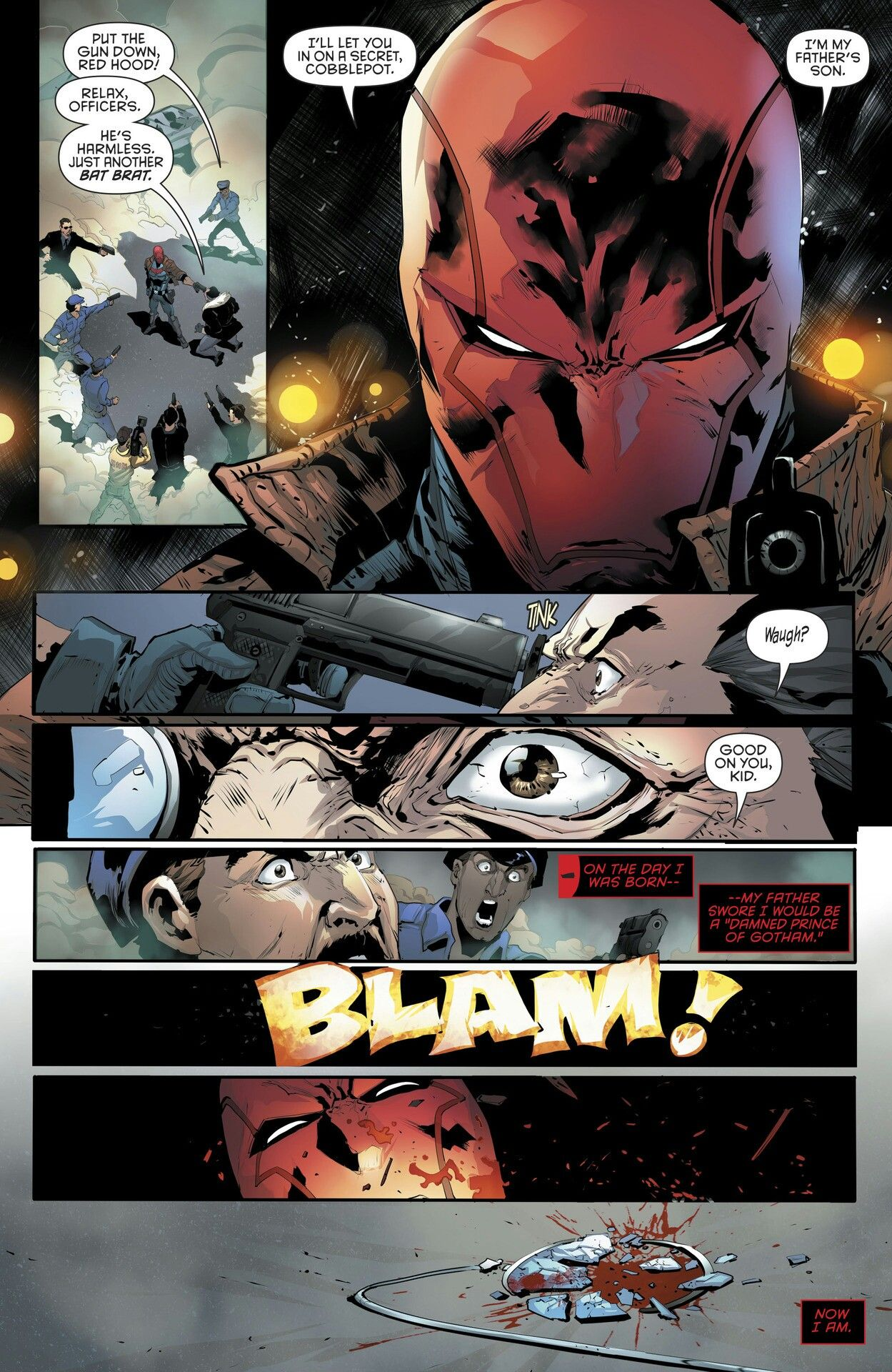 Fictional character Jason Todd: biography, history and interesting facts 53