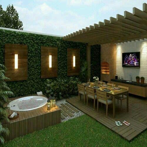Pin von Heba auf garden | Pinterest | Sichtschutz, Gärten und Möbel