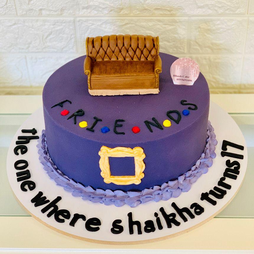 Friends Cake Friends Cake Cake Desserts