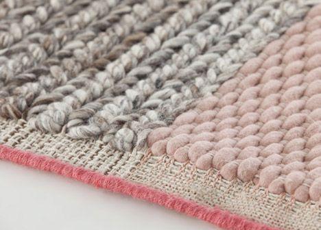 Gan Rugs lana mangas rugs and seatingpatricia urquiola for gan