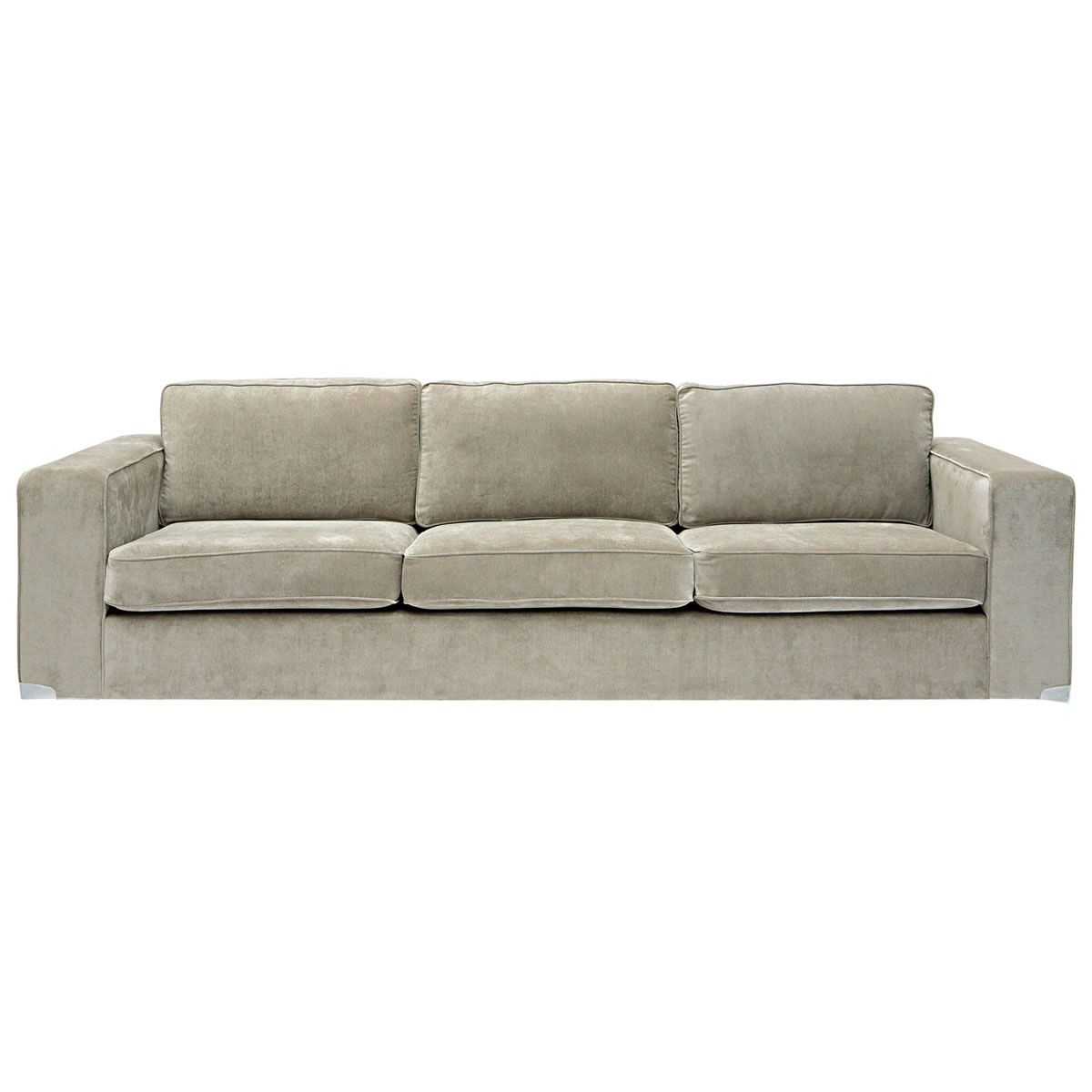 Domayne Furniture Fabric Lounges Carson 3 5 Seater Fabric Sofa From Domayne For The Home