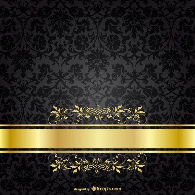Dark Luxury Golden Template Luxury Background Gold Golden Background