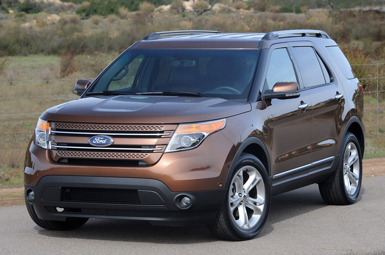 Ford Explorer Avto Klon Ford Explorer Latest Cars Chrysler 200