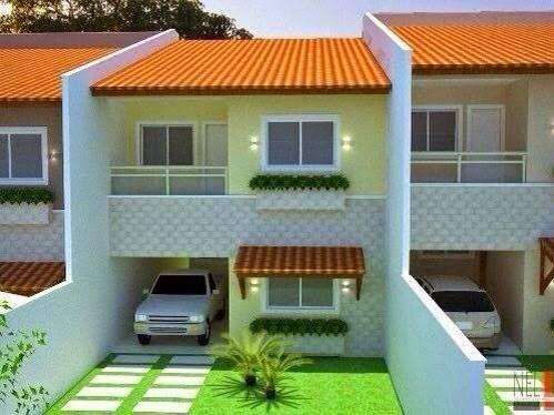 planos de casas pequenas con negocio