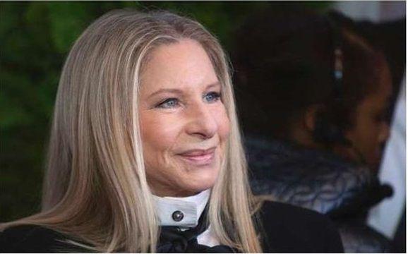 Barbra Streisand dobra a esquina dos 73.