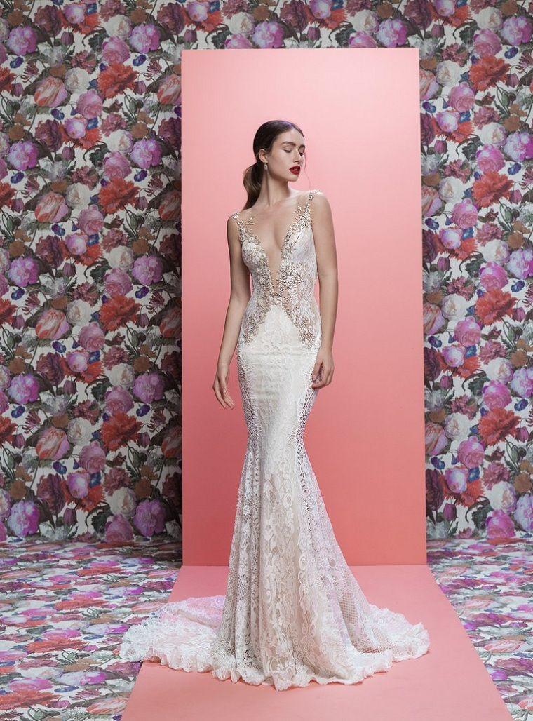 Vestidos de novia modernos - Las mejores ideas para una boda de ...