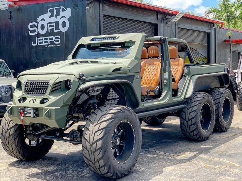 2020 Jeep Wrangler Turbo Diesel 6x6 2020 Jeep Wrangler Unlimited Turbo Diesel 6x6 In 2020 Jeep Wrangler Jeep Badass Jeep