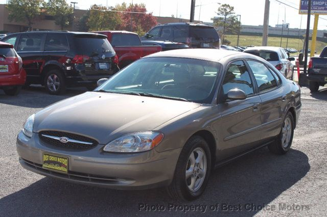 2003 Ford Taurus Ses Click To See Full Size Photo Viewer